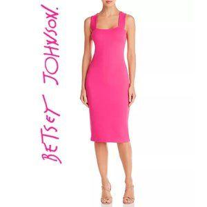 NWT Beautiful Betsey Johnson Pink Dress 10,12,14